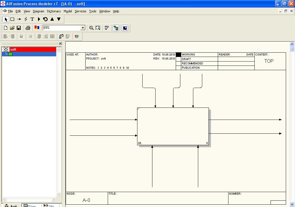 Erwin Process Modeler Русификатор