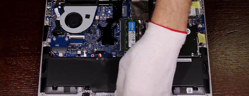 Ремонт кулеров на ноутбуке своими руками